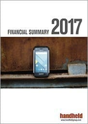 handheld financial summary 2017