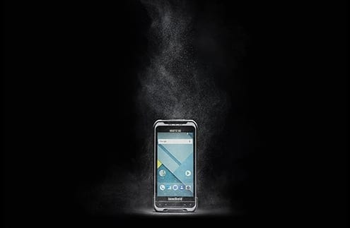 handheld nautiz x6 in dust thumbnail