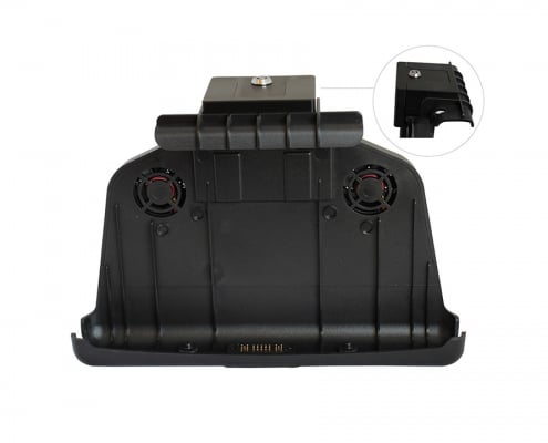 handheld algiz 10x lockable vehicle dock