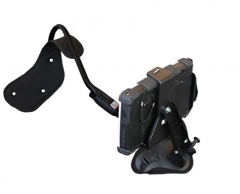 handheld algiz 10x shoulder carrier