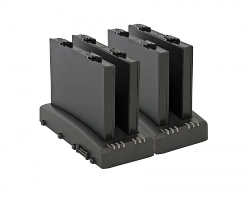 handheld algiz 10x twin charger
