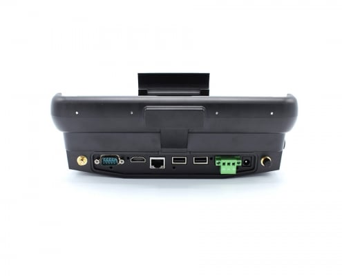 handheld algiz 8x lockable vehicle dock