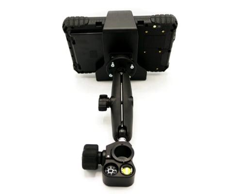 handheld algiz 8x in pole mount