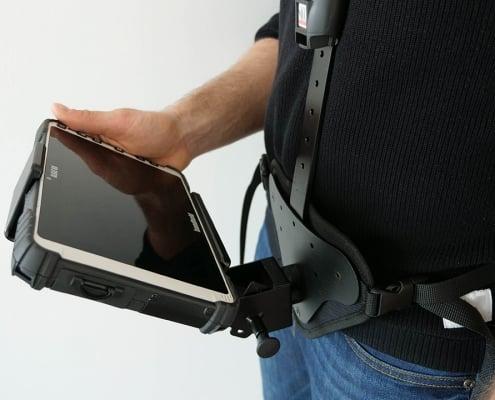 handheld algiz 8x shoulder carrier