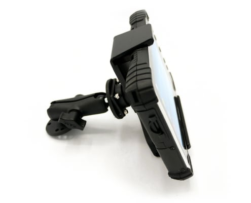 handheld algiz 8x in tactical vehicle mount