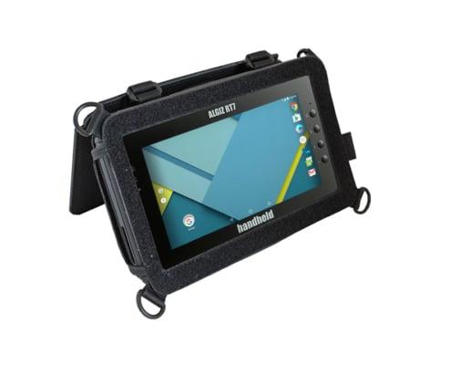 handheld algiz rt7 in carry case