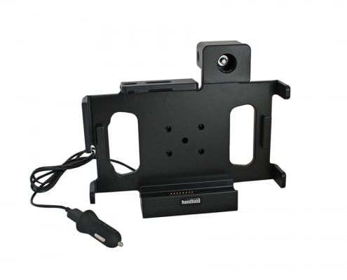 handheld algiz rt7 lockable vehicle dock