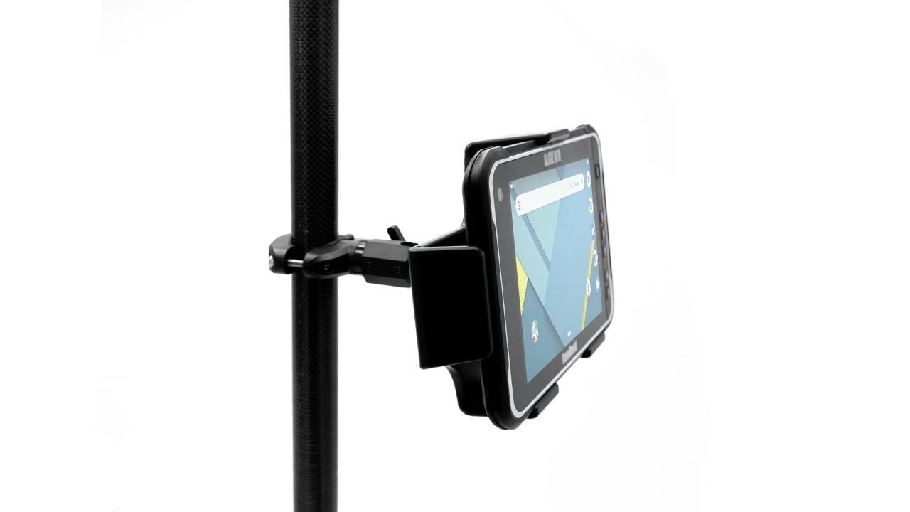 handheld algiz rt8 alternate pole mount