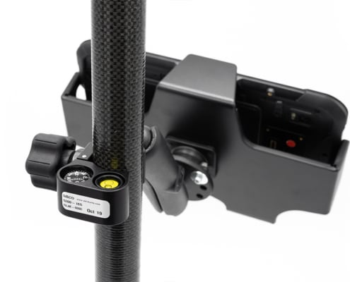 handheld algiz rt8 pole mount