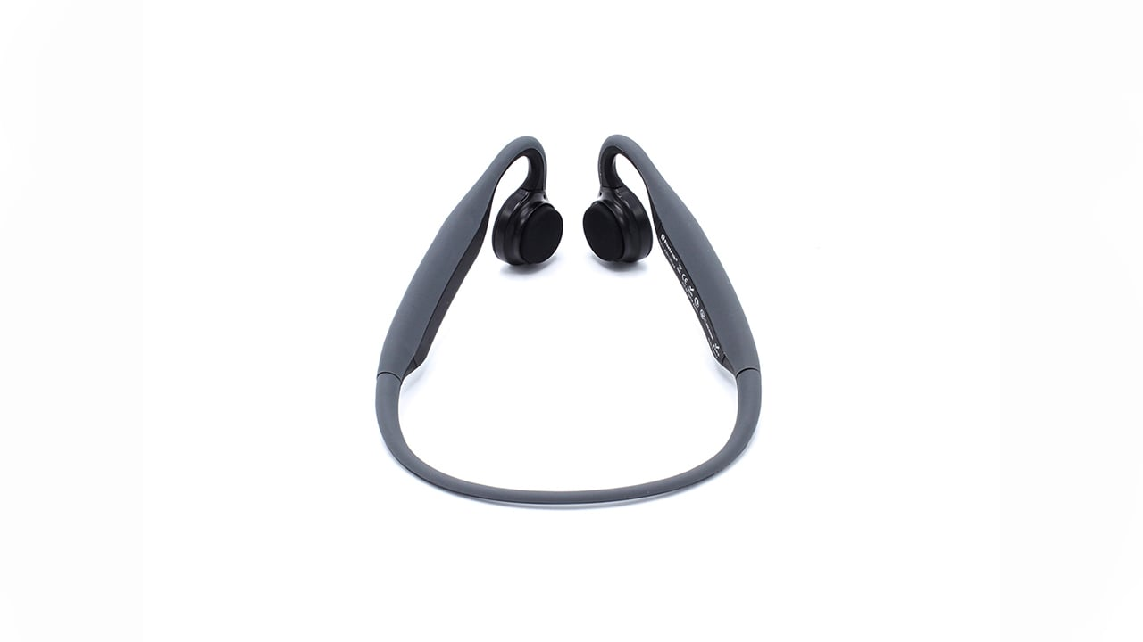 handheld bone conducting bluetooth headset