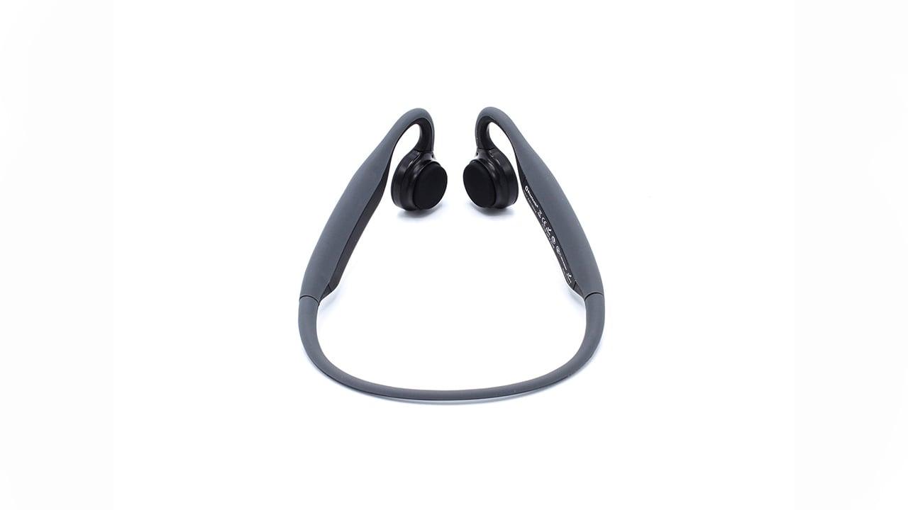 handheld bone conducting bluetooth headset