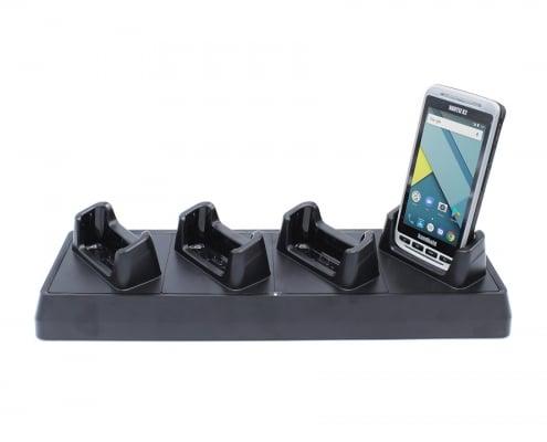 handheld nautiz x2 4 slot cradle