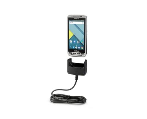 handheld nautiz x2 with ac adapter