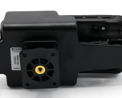 handheld nautiz x2 vehicle cradle