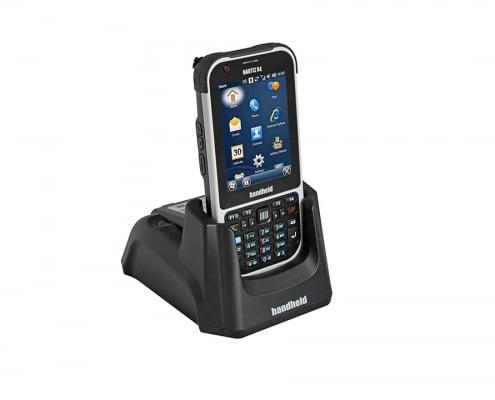 handheld nautiz x4 desktop cradle