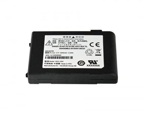 handheld nautiz x4 standard battery
