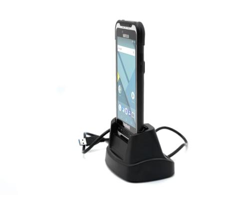 handheld nautiz x6 desktop dock