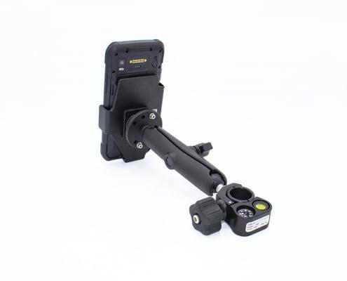handheld nautiz x6 pole mount