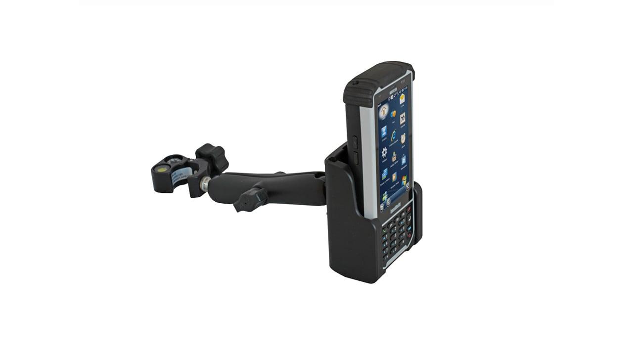 handheld nautiz x8 pole mount