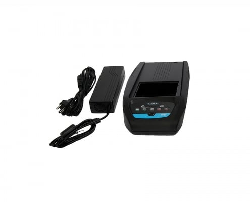 handheld sp400x imprinter 1-bay charger