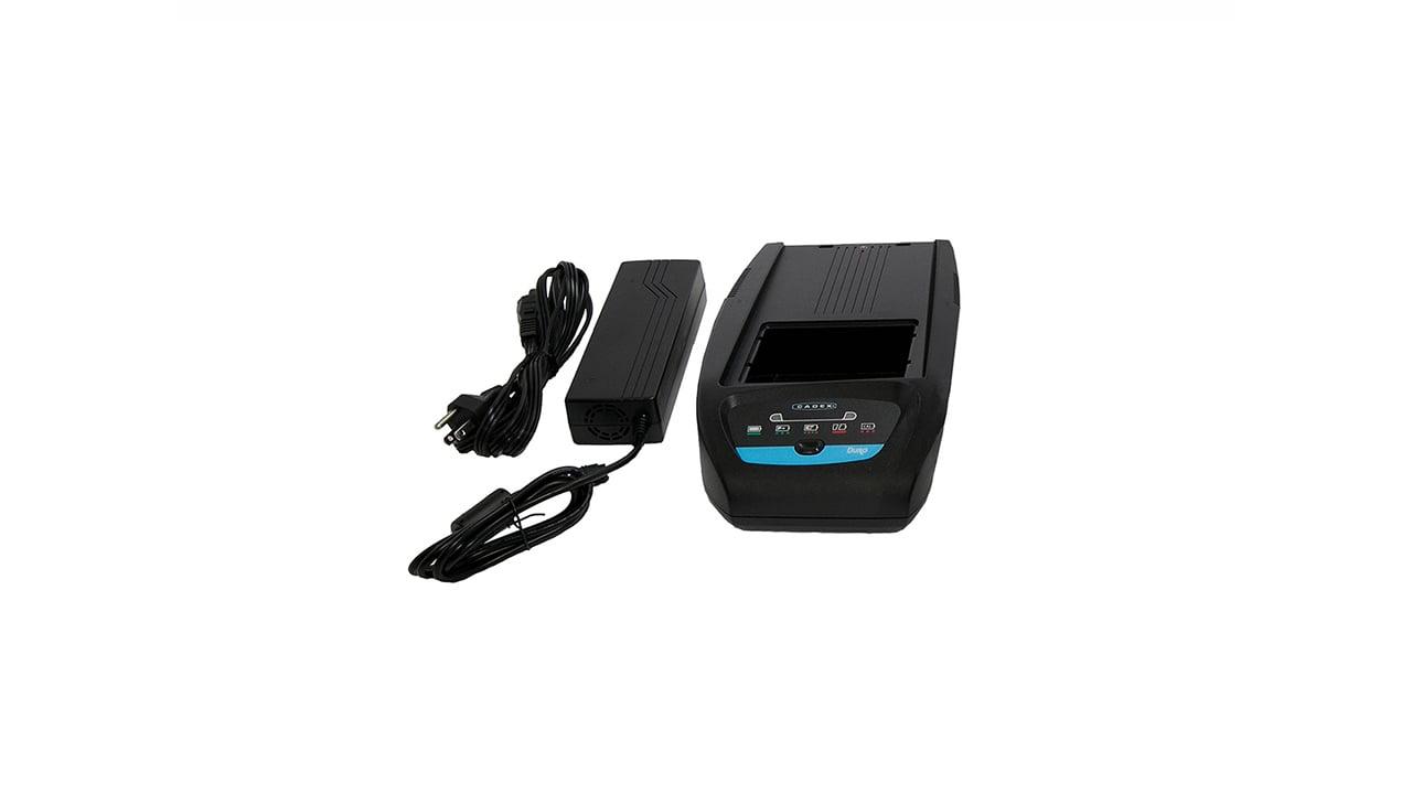 handheld sp400x imprinter 1-bay charger