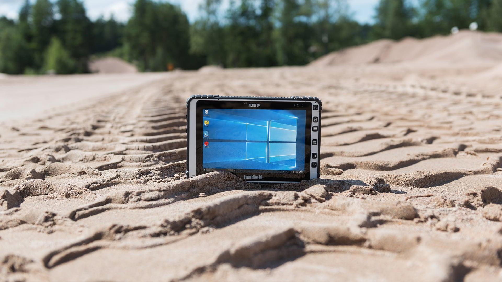 handheld algiz 8x outdoor