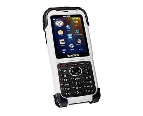 handheld nautiz x3 profile