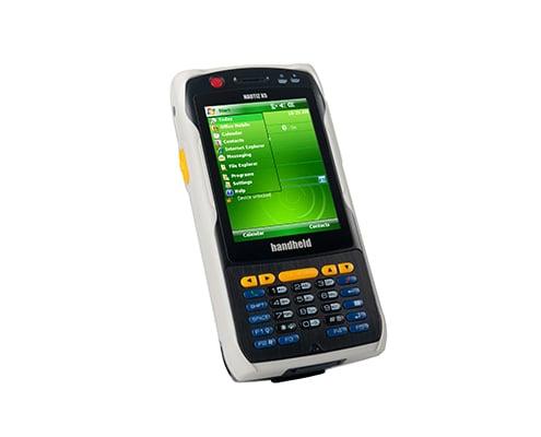 handheld nautiz x5 profile