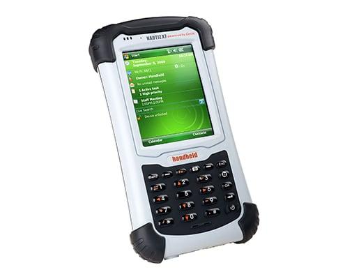 handheld nautiz x7 profile