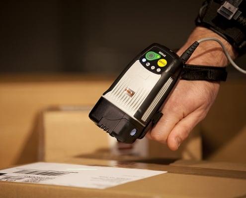 handheld sp400x imprinter scanning boxes
