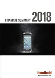 handheld financial summary 2018