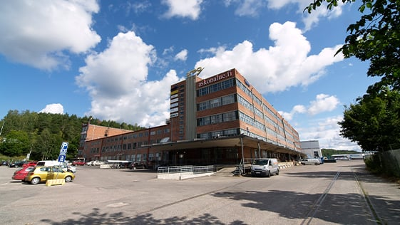 handheld finland office