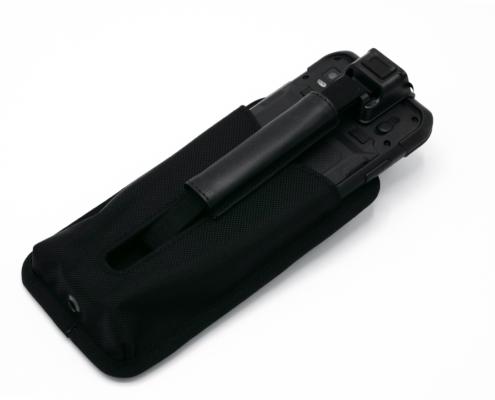 handheld nautiz x6 carry case with belt clip