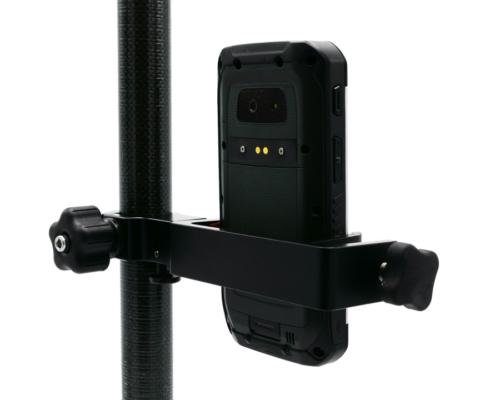 handheld nautiz x9 pole mount