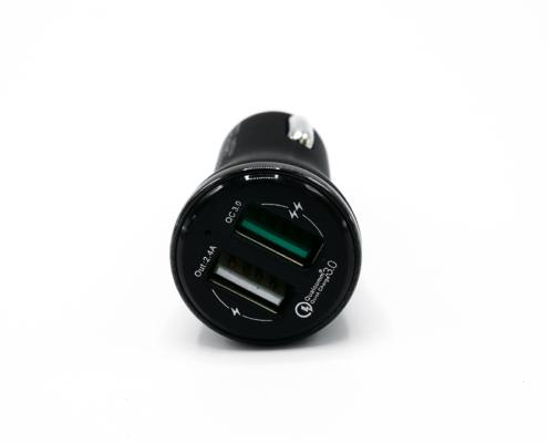 handheld nautiz x6 car charger