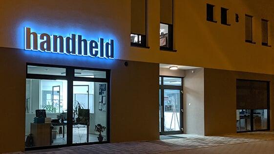 handheld germany office