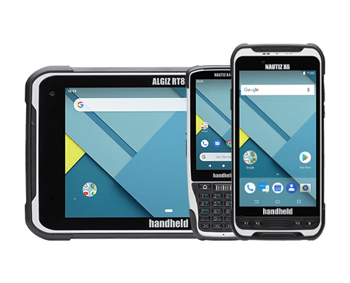 rugged android devices