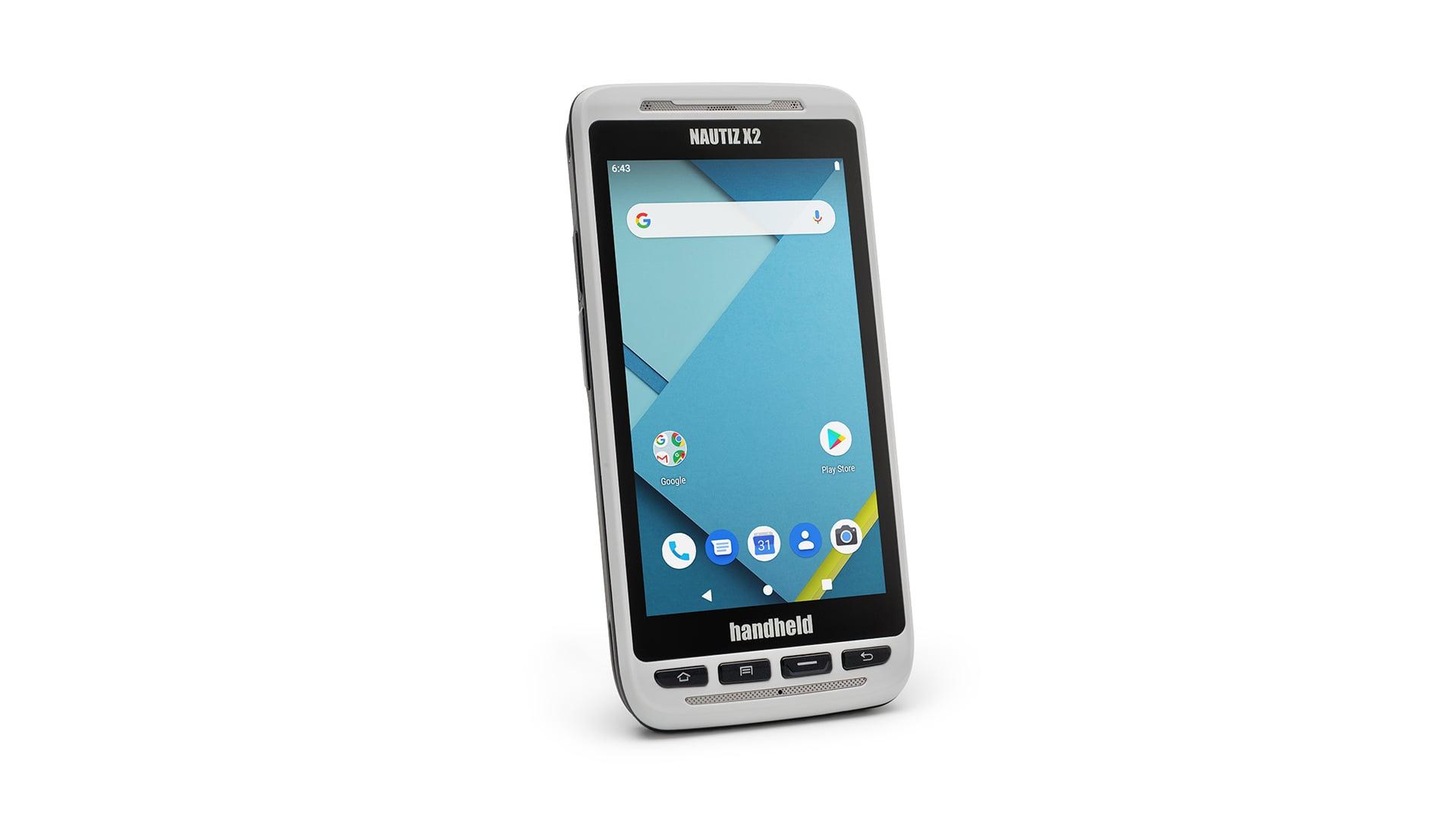 handheld nautiz x2 profile
