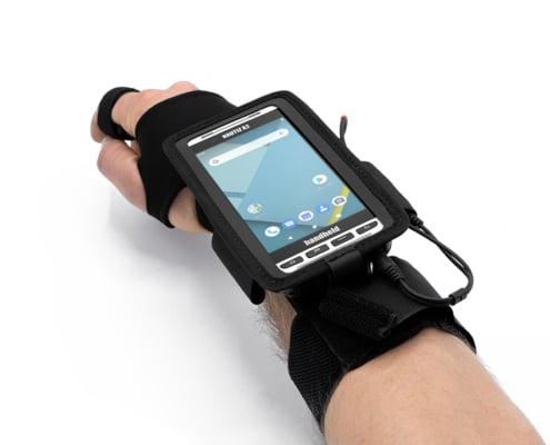 handheld nautiz x2 wrist mount
