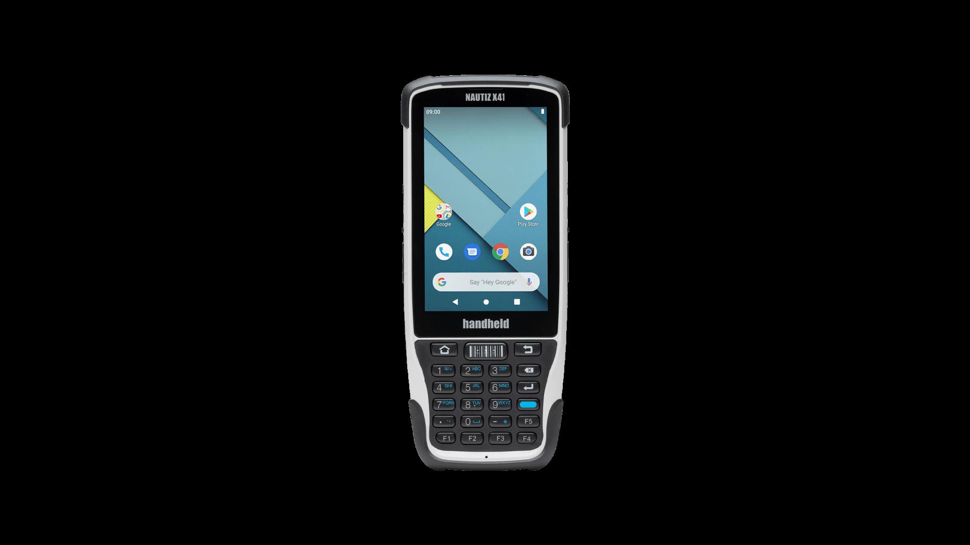 handheld nautiz x41 front