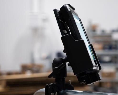 handheld nautiz x2 holder