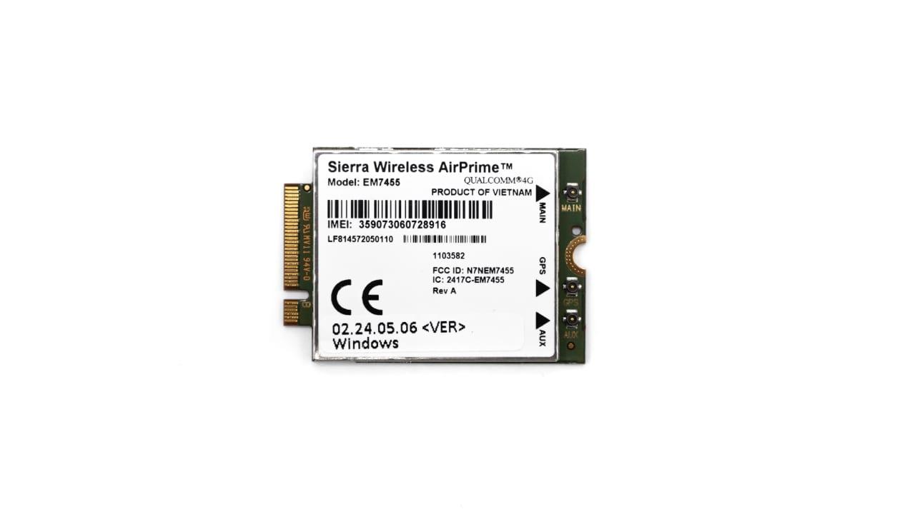 sierra modem for algiz tablets 7455