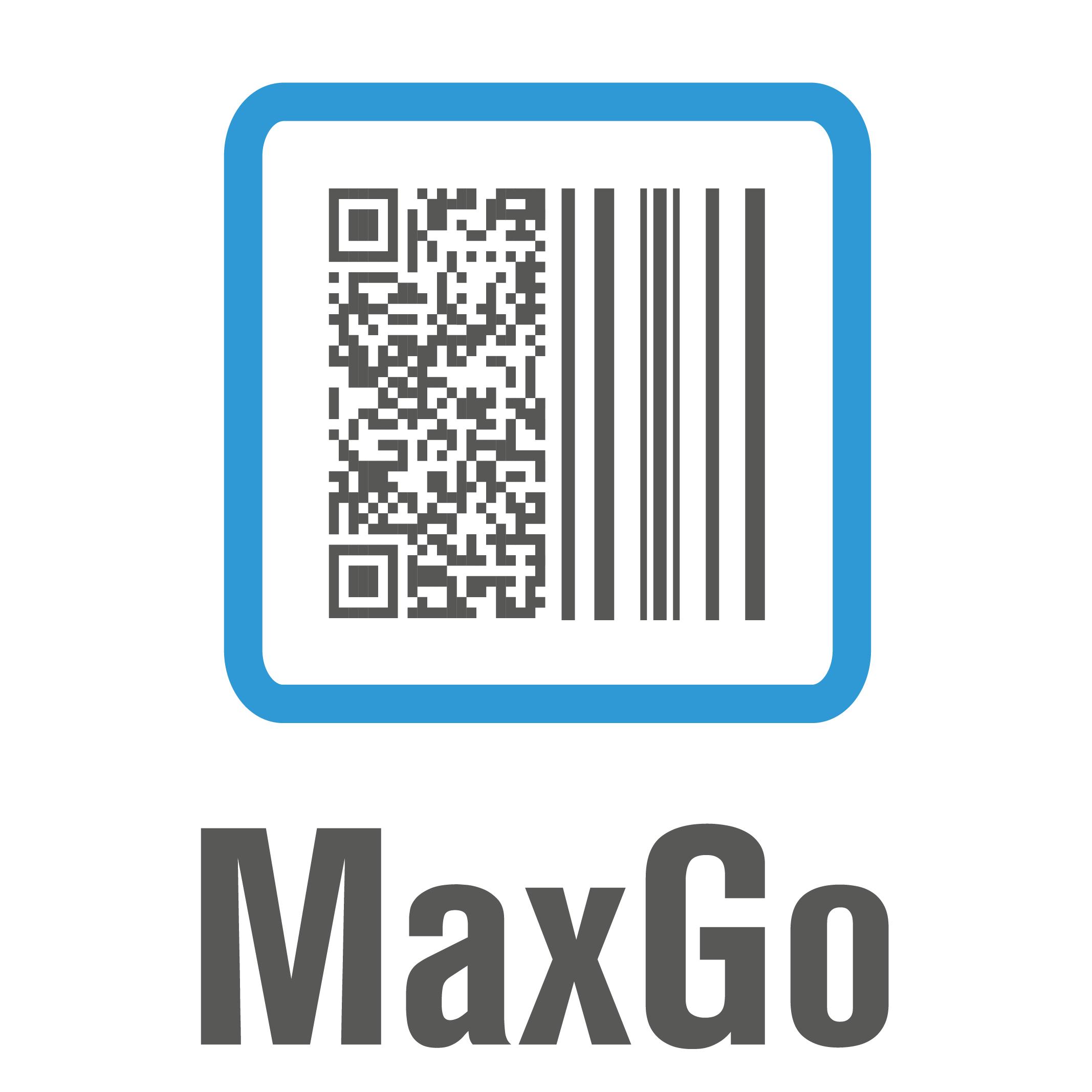 maxgo barcode logo
