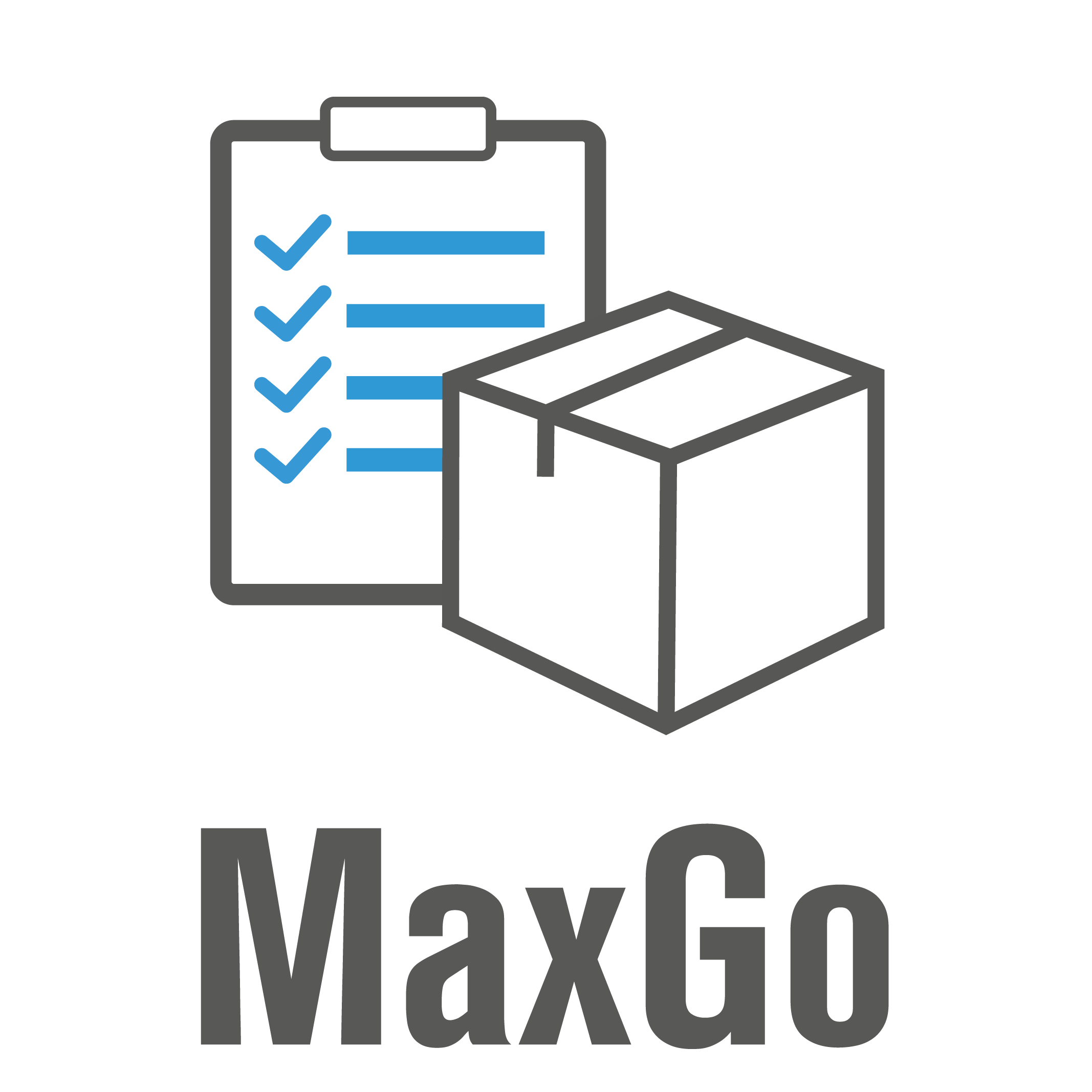 maxgo warehouse logo